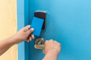 Integration with Access Control Systems